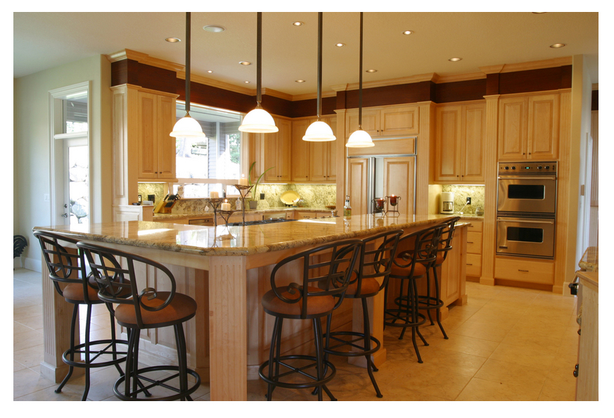 Kitchen light fixtures kris allen daily for Kitchen lighting design