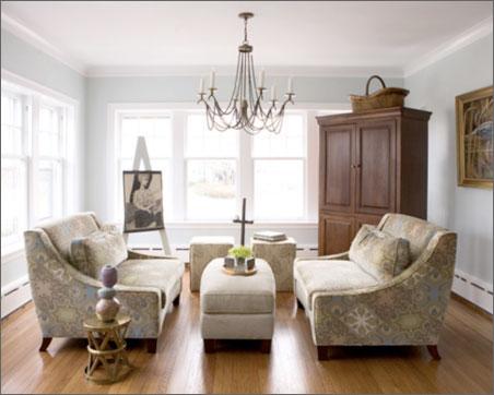 Modern Living Room Chandelier2 Kris Allen Daily