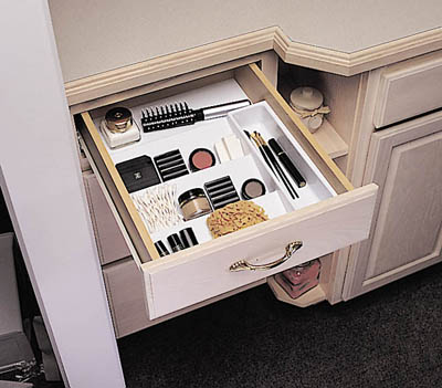 Bathroom drawer organizers to safe your space kris allen for Bathroom drawer organizer