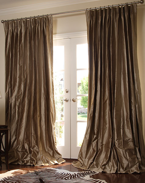 Cheap living room curtains, why not? | Kris Allen Daily