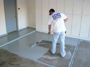 Garage Floor Coating Kris Allen Daily