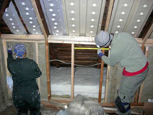 Attic Insulation Can Save Your Energy Usage Kris Allen Daily