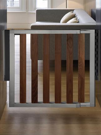 Wooden Stair Gates Safety First Kris Allen Daily