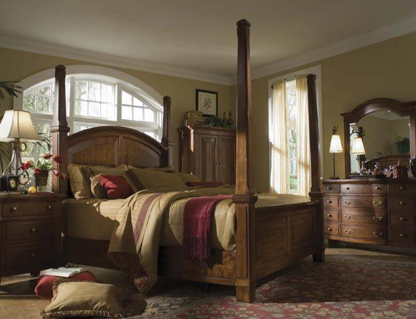 king bedroom set add a canopy kris allen daily 14683 | california king bedroom set2